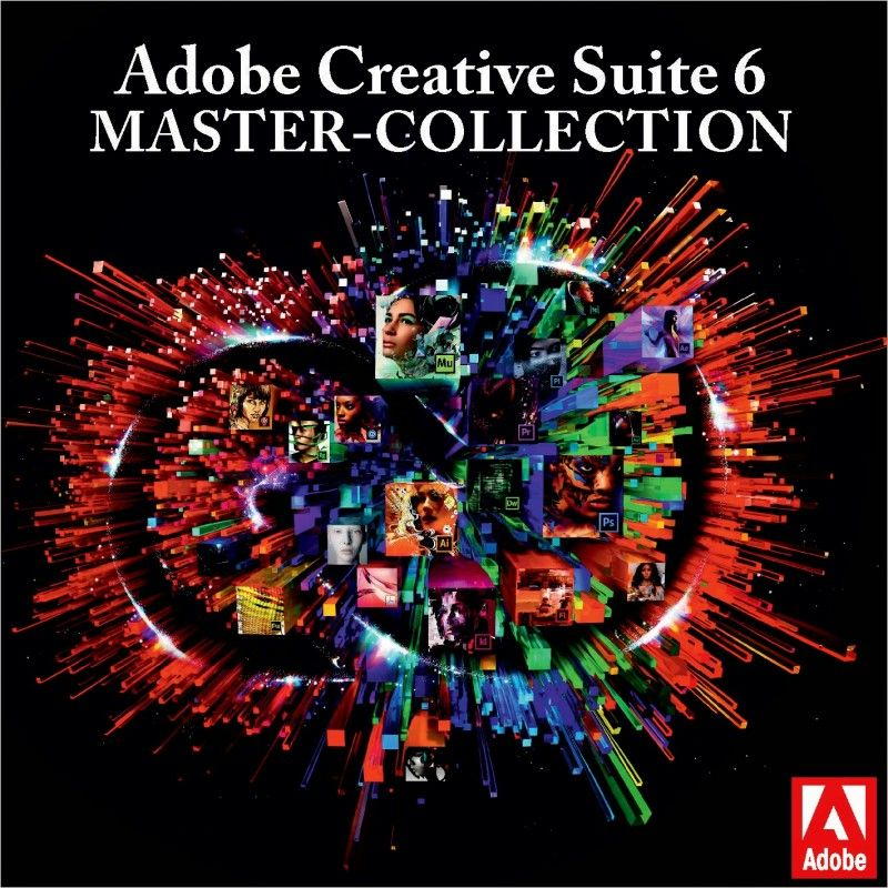 Download Gratis Adobe Master Collection CS6 Full Version