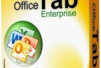 Download Gratis Office Tab Enterprise Full Version