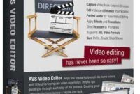 Download Gratis AVS Video Editor Full Version