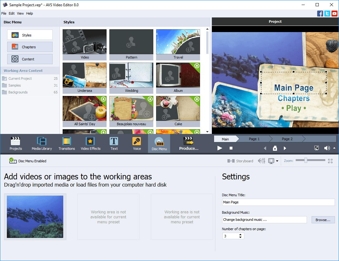 Download Gratis AVS Video Editor Terbaru