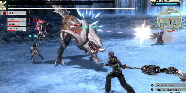 Download Gratis God Eater 2 Rage Burst Full Version-2