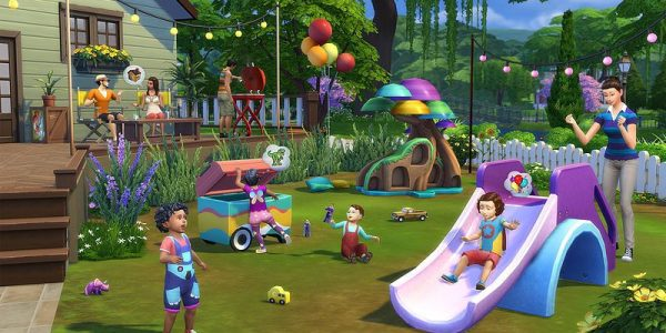 Download Gratis The Sims 4 Deluxe Edition Full Repack-3