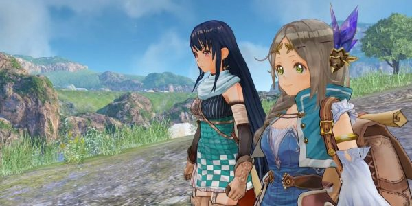 Atelier Firis The Alchemist and the Mysterious Journey -1