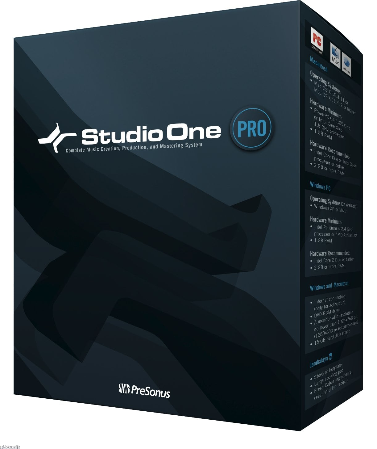 Download Gratis PreSonus Studio One Pro Full Version Terbaru