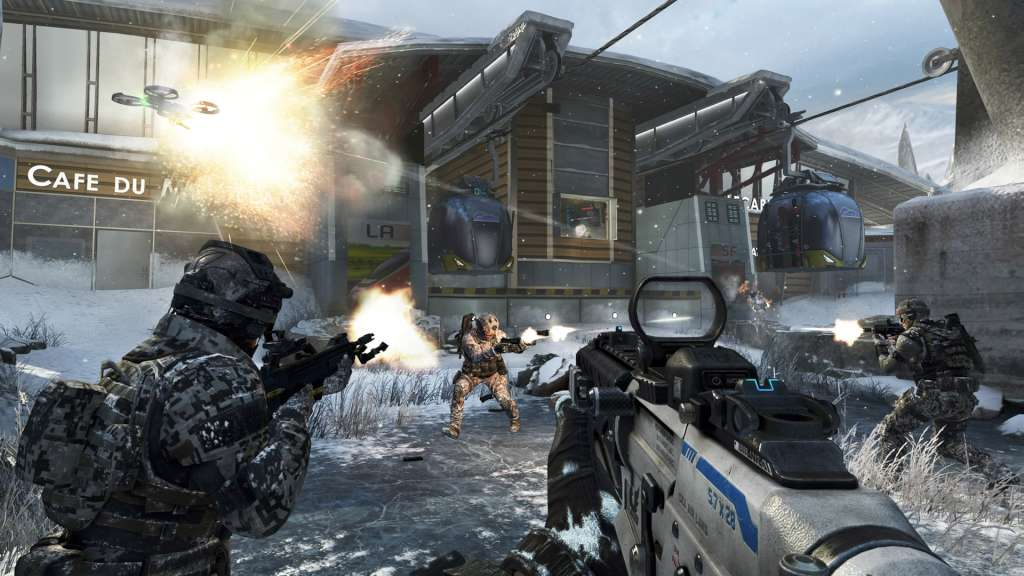 Call Of Duty Black Ops 2 Sp + Mp + Zm Nosteam - 17 Gb | Pc ...
