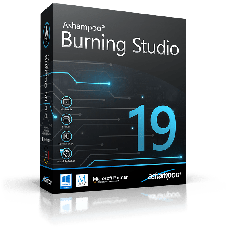 Download Gratis Ashampoo Burning Studio Full Version