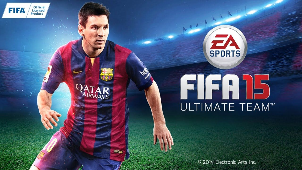 Download Gratis FIFA 15 Full Version