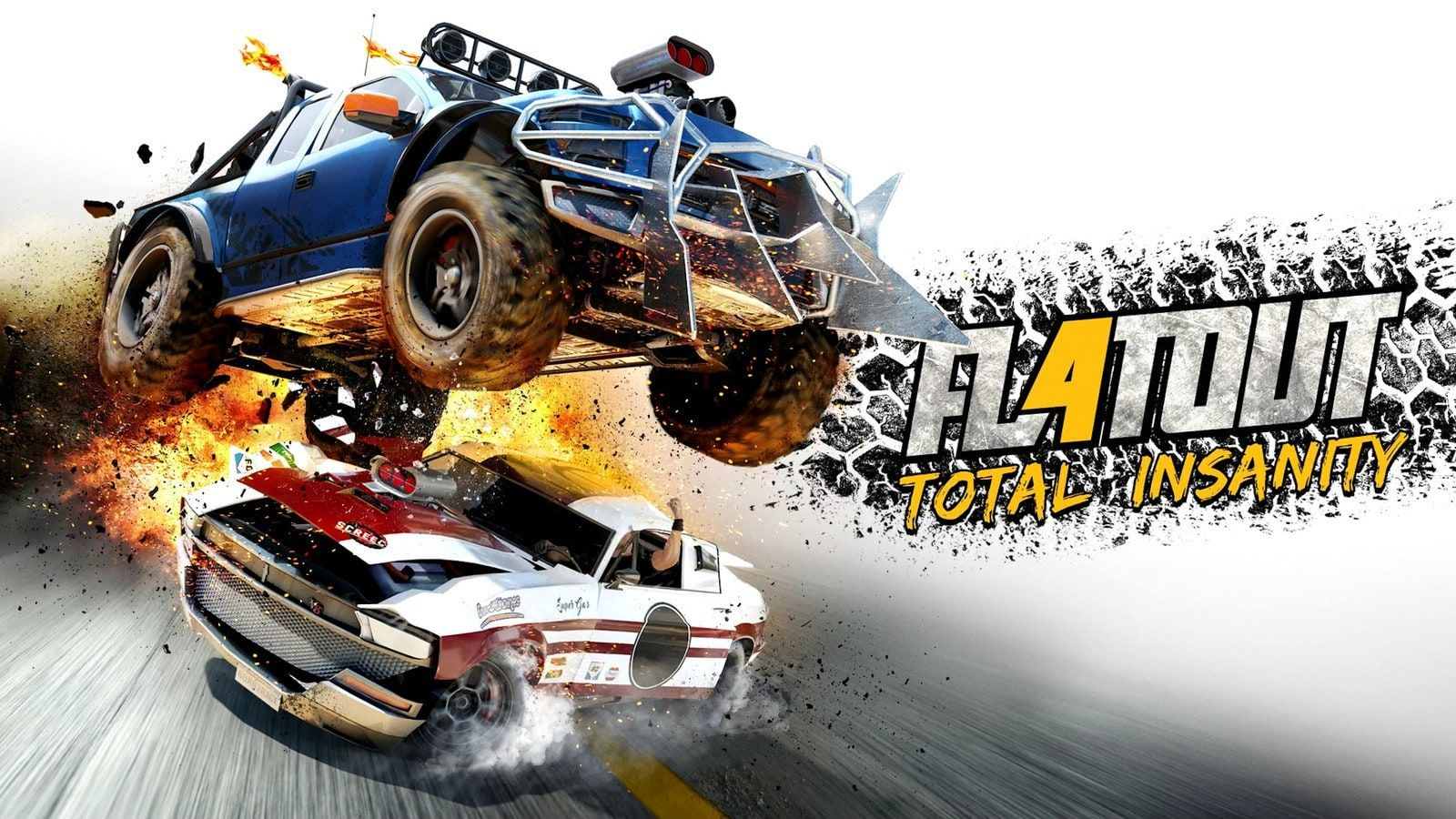 Download Gratis FlatOut 4 Total Insanity Full Version