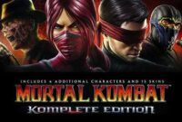 Download Gratis Mortal Kombat (2011) Komplete Edition Full Version