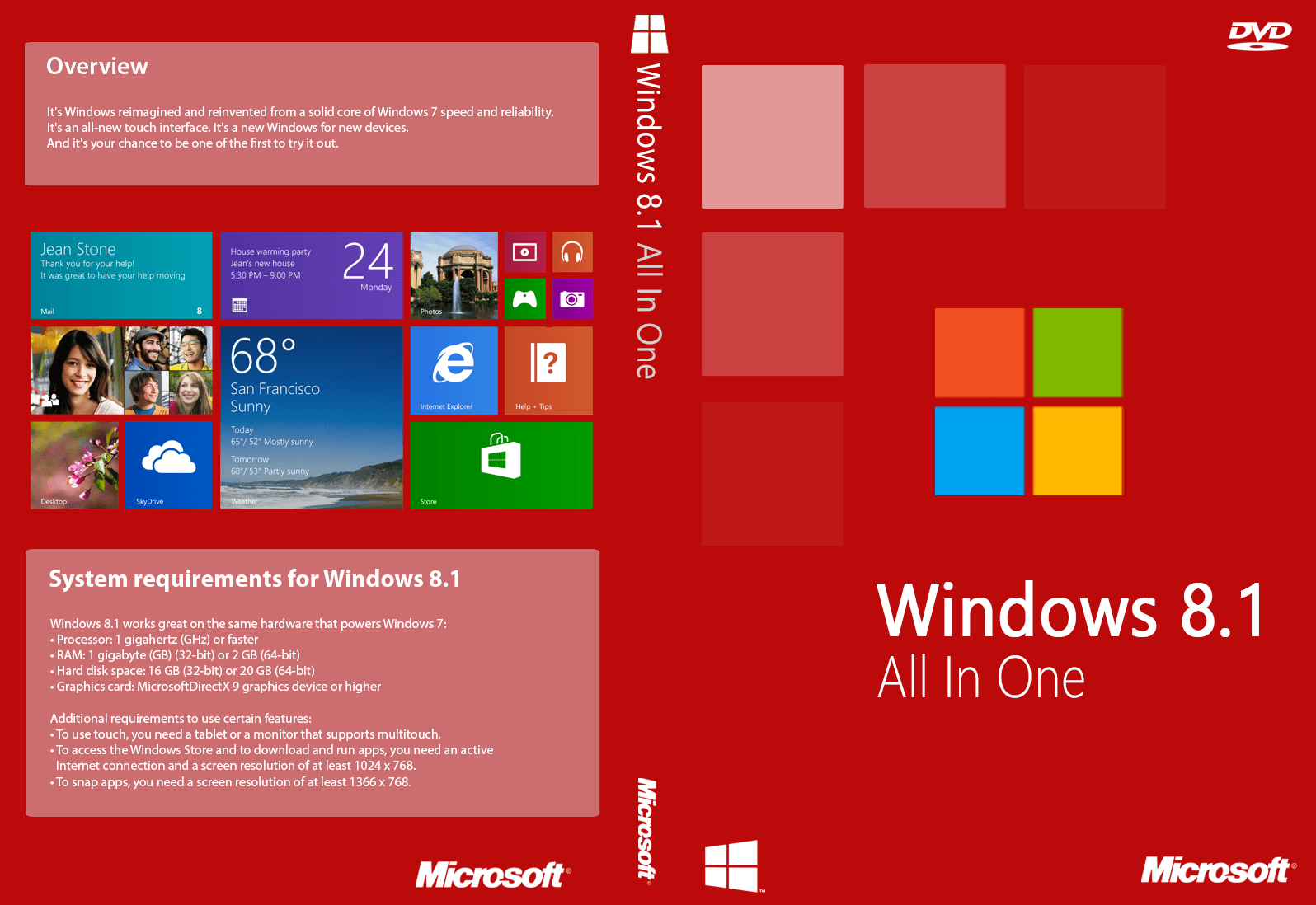 Download Gratis Windows 8.1 AIO Terbaru