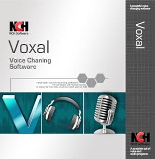 Download Gratis NCH Voxal Voice Changer Plus Full Version