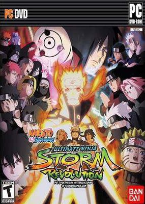 Naruto Shippuden Ultimate Ninja Storm Revolution Full Version (PROPHET)