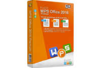 Download Gratis WPS Office 2016 Premium Terbaru Full Version