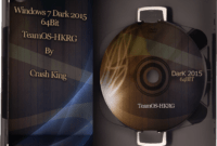 Download Gratis Windows 7 Dark Edition 2015 (x64)