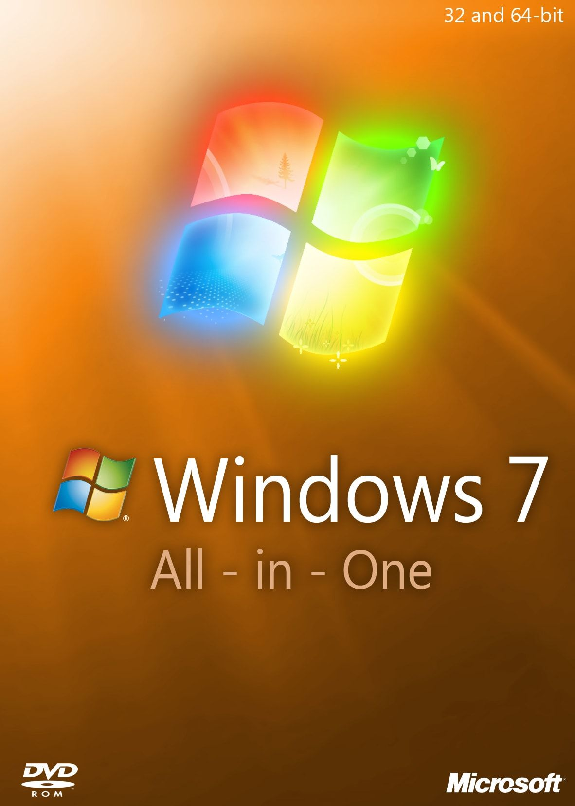 Download Gratis Windows 7 SP1 AIO Terbaru