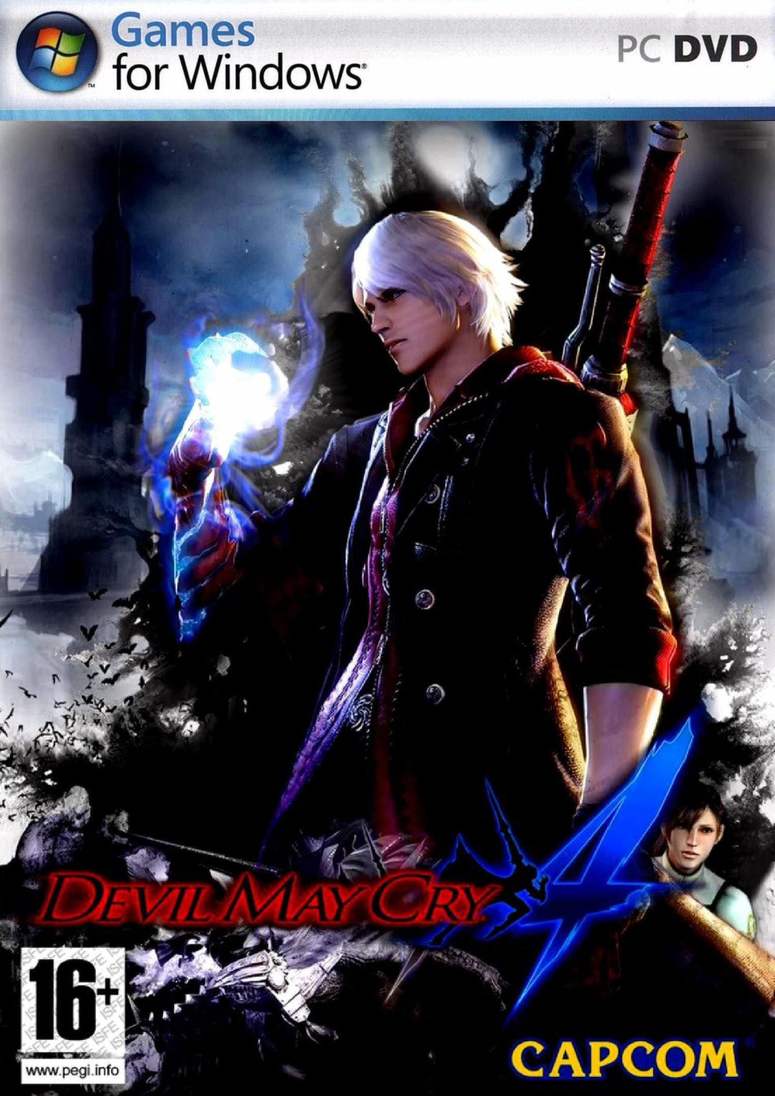 Devil May Cry 4 Special Edition + DLC Full Version (CODEX)
