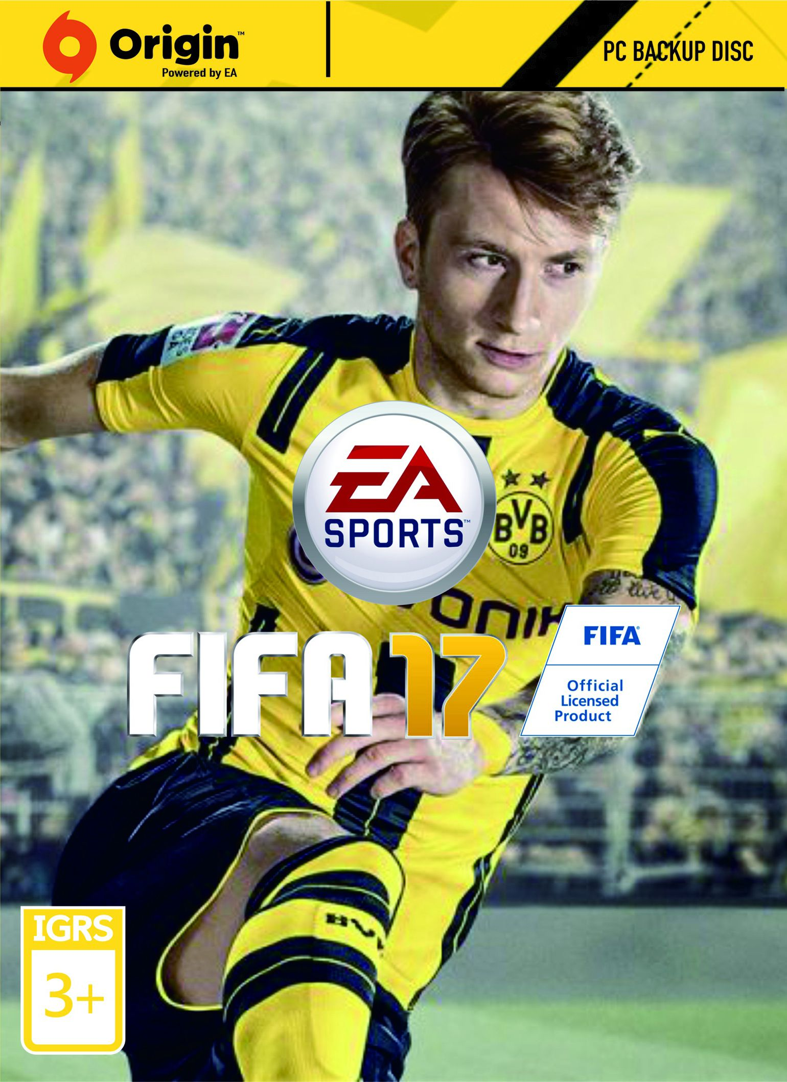 Download Gratis FIFA 17 Full Version