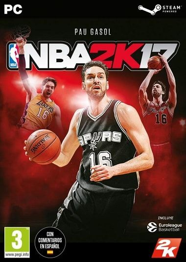 Download Gratis NBA 2K17 Full Version