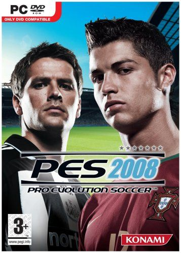 Download Gratis Pro Evolution Soccer 2008 Full Version