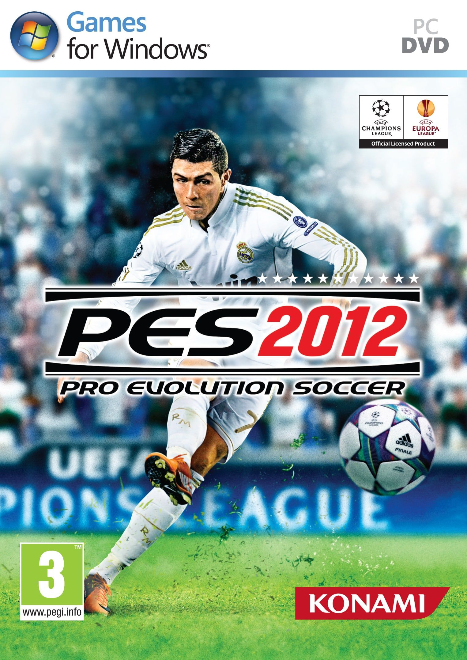 Download Gratis Pro Evolution Soccer (PES) 2012 Full Version
