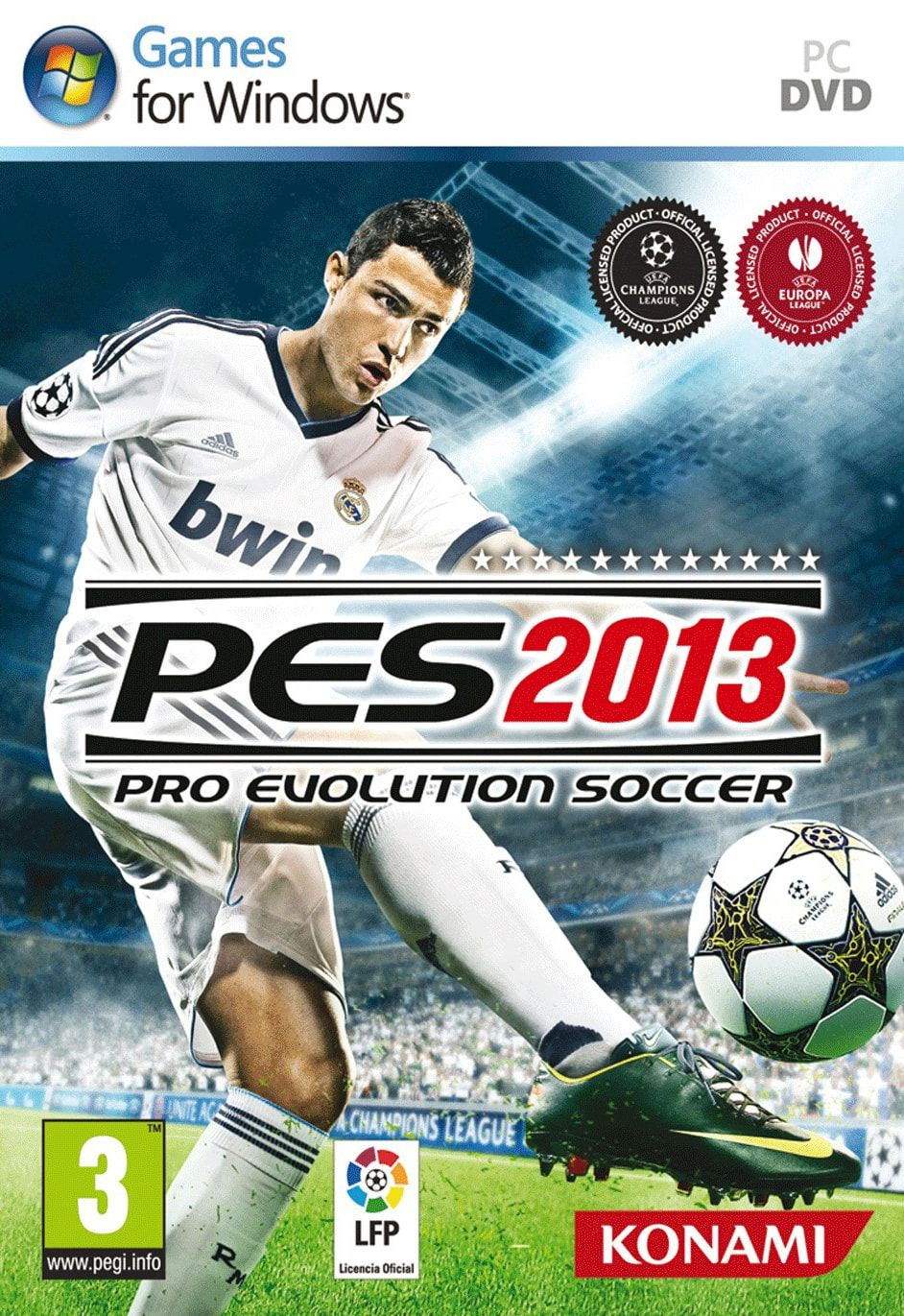 Download Game PES 2013 Repack + Patch 2018 Gratis