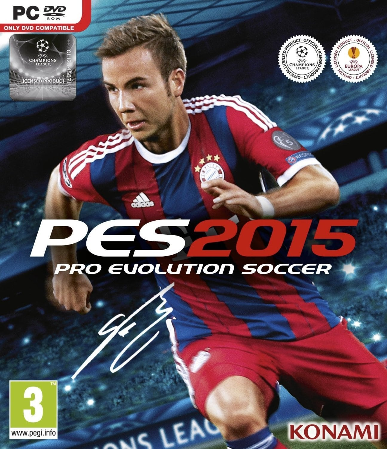 Download Gratis Pro Evolution Soccer 2015 Full Version