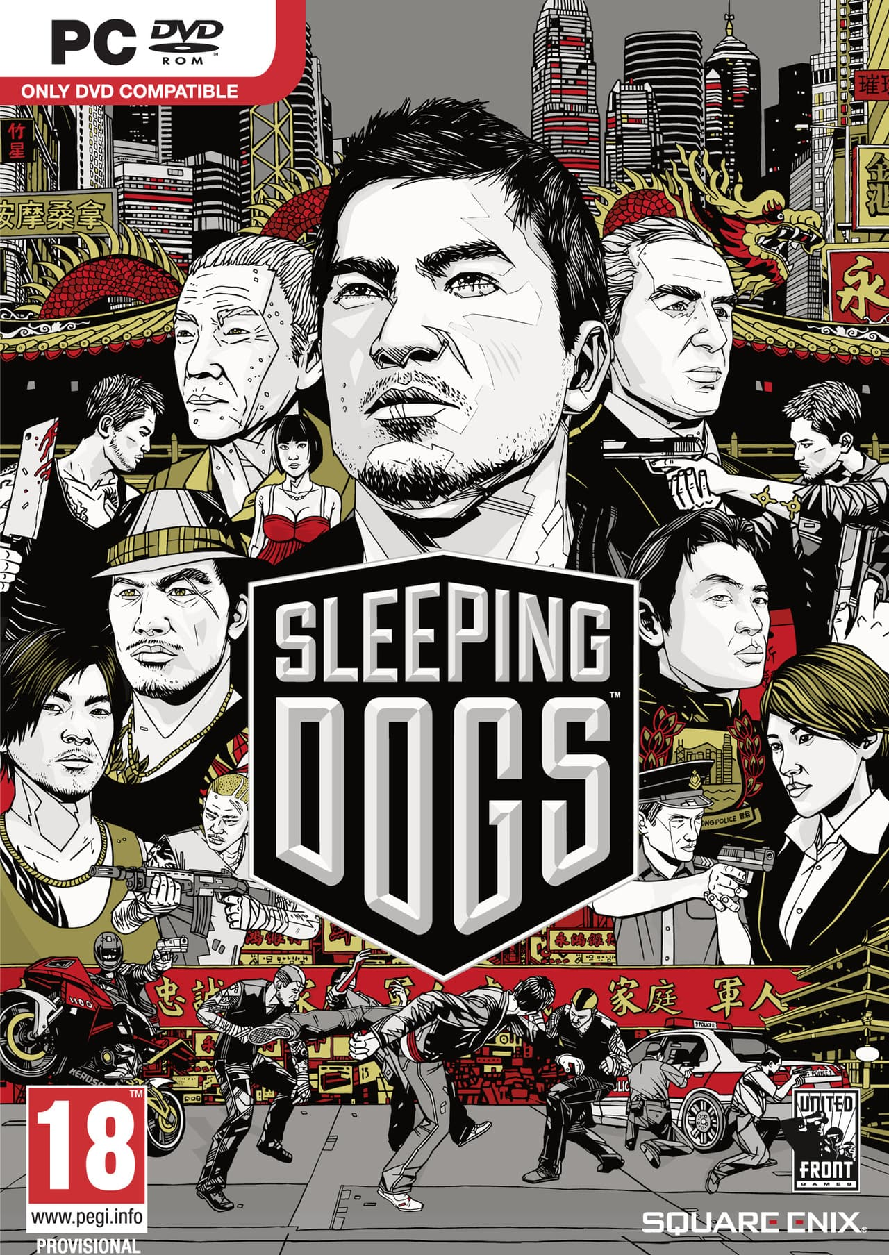 Download Gratis Sleeping Dogs Definitive Edition Full Version