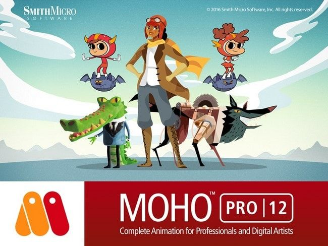 Smith Micro Moho Pro 12.2.0.21774 Full Version