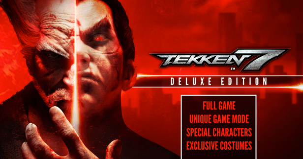 Download Gratis TEKKEN 7 Deluxe Edition Full Version