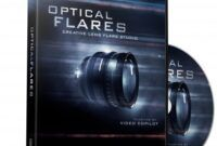 Download Gratis Video Copilot Optical Flares