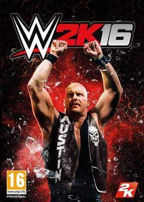 WWE 2K16 Full Version (CODEX)