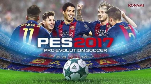 Pro Evolution Soccer (PES) 2017 Full Version