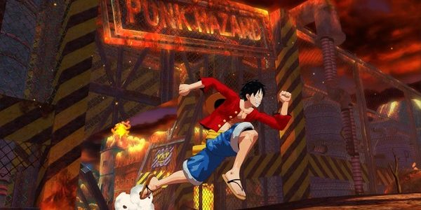 Download Game One Piece Unlimited World Red – 02