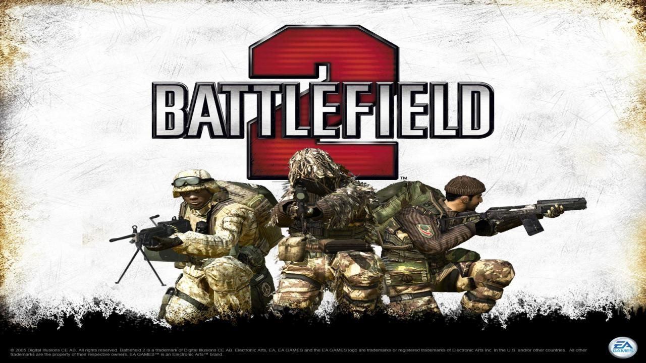 Download Gratis Battlefield 2 Full Version