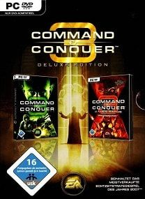 Command and Conquer 3 Tiberium Wars Complete Collection Full Version (ElAmigos)
