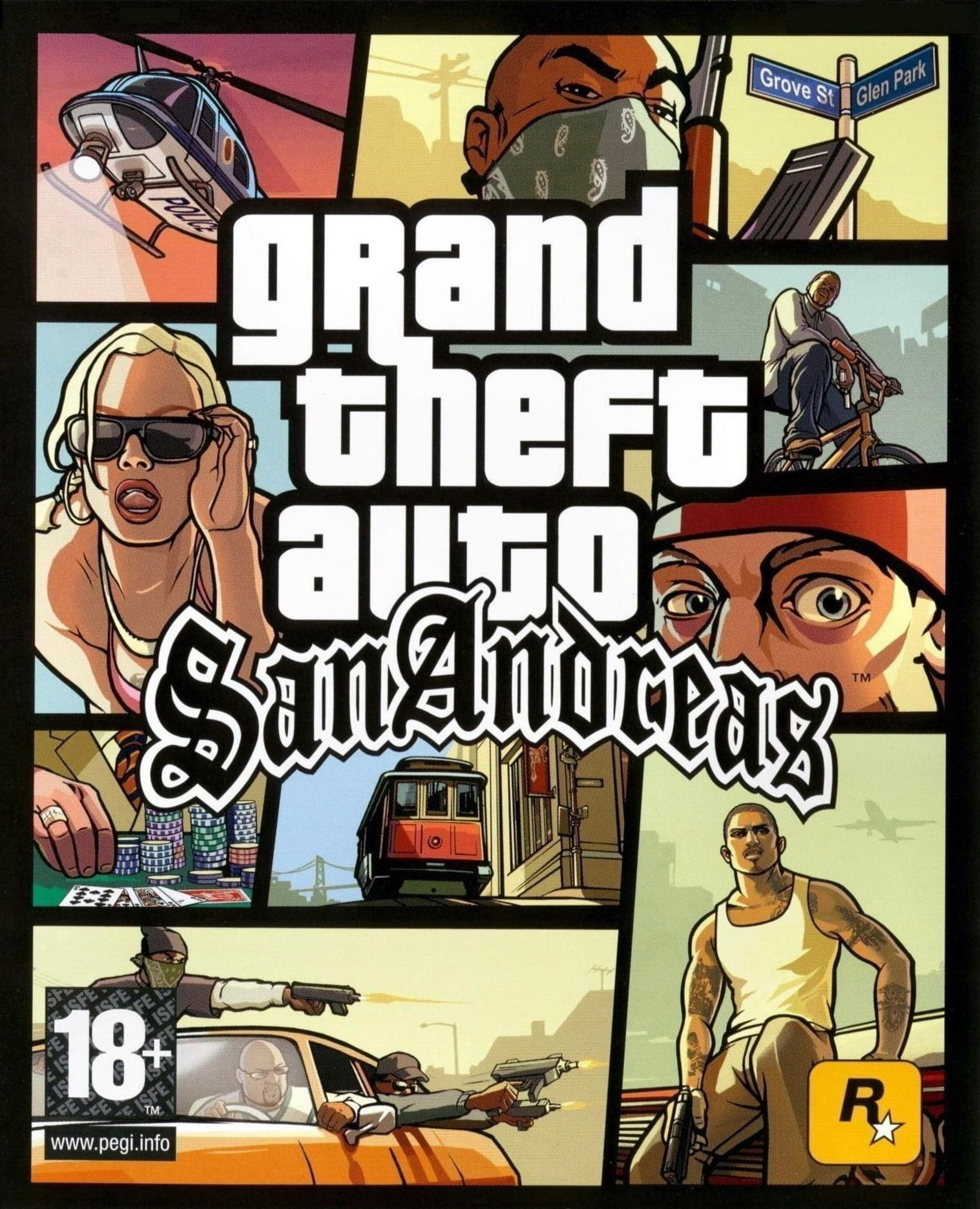 GTA San Andreas Full Version + Extreme Indonesia