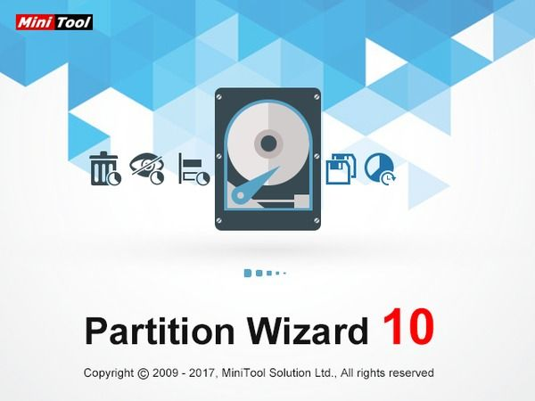 MiniTool Partition Wizard Professional Edition 10.2.2 Full Version