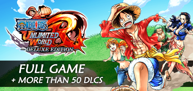 One Piece Unlimited World Red Deluxe Edition Full Version (CODEX)