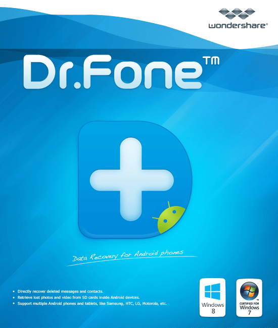 Download Gratis Wondershare Dr.Fone for Android Full Version