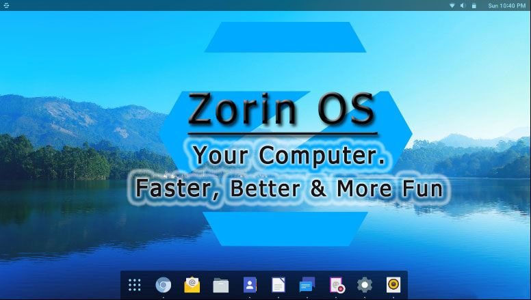 Zorin OS 12 Ultimate (x64)