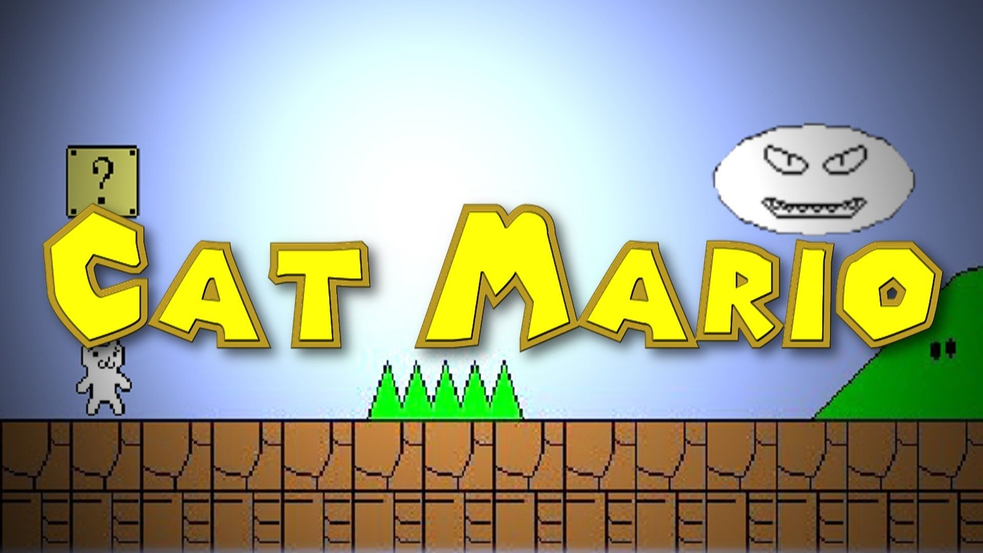 Download Gratis Cat Mario Full Version