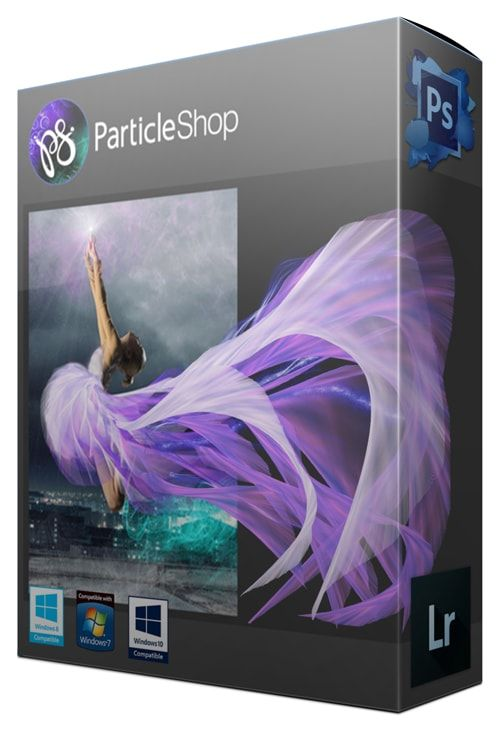 Download Gratis Corel ParticleShop Full Version