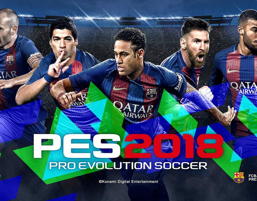 pes 2018 free download for pc full version windows 10