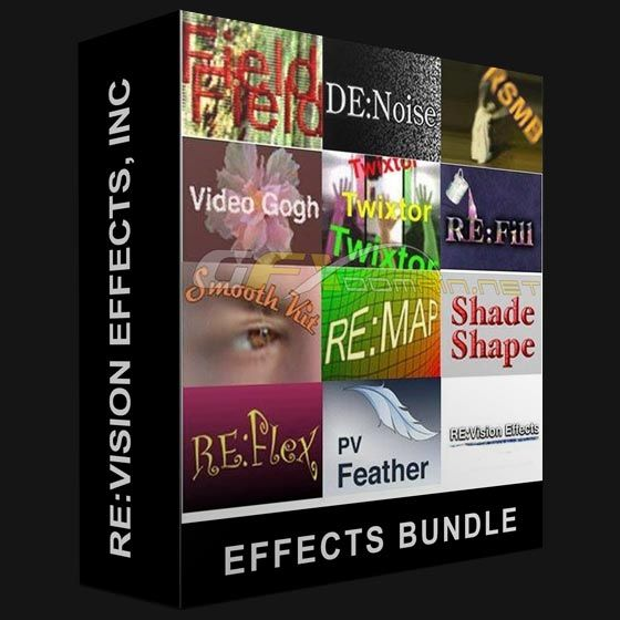 Download Gratis REVisionFX Collection Full Version