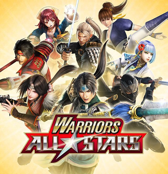 WARRIORS ALL STARS Full Version (CODEX)