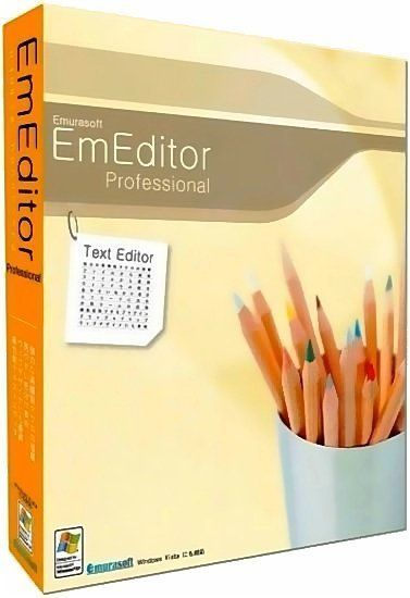 Download Gratis Emurasoft EmEditor Professional Full Version