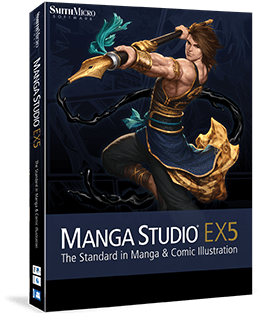 Download Gratis Manga Studio EX 5 Full Version
