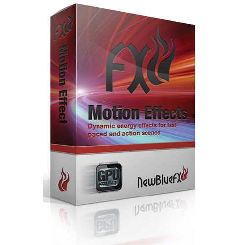Download Gratis NewBlue Motion Effects Full Version