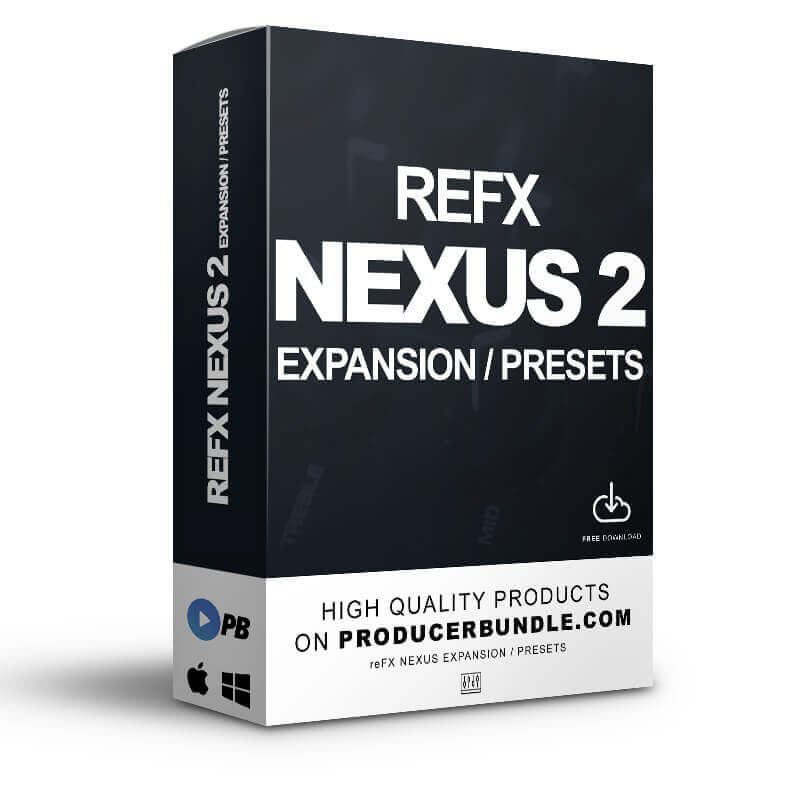 Download Gratis reFX Nexus v2.2 Full Version