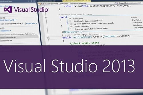 Visual Studio 2013 Enterprise Full Version